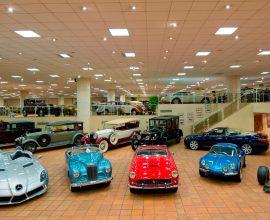 Colección de coches del príncipe de Mónaco
