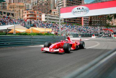 Mónaco Grand Prix